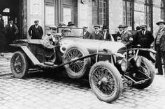 Bentley 3.0 litres de 1924