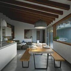 Salle à manger de style de style Moderne par ARstudio