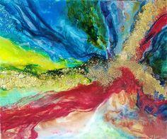 "#Art_resin ""Battlefield"" 20"" x 24"" Artist: HM Lujano Art Resin, Studio, Artist, Painting, Artists, Painting Art, Studios, Paintings, Painted Canvas"
