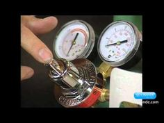 ▶ How To Safely Set Up a Propane / Oxygen Torch - YouTube