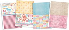 FREE Carnival patterned papers from issue 112 of Papercraft inspirations! - Papercraft Inspirations