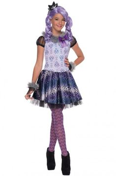 Kitty Cheshire Child Costume