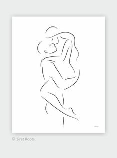 Romantic and sexy lovers line art. Black and white art print. : Romantic and sexy lovers line art. Black and white art print. Beauty Illustration, Illustration Design Graphique, Illustration Art Drawing, Drawing Sketches, Drawing Ideas, Drawing For Kids, Korean Illustration, Graphic Illustration, Drawing Base