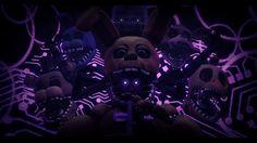Purple Murder [REDO] (fnaf sfm) by on DeviantArt Five Nights At Freddy's, Animatronic Fnaf, Freddy 3, Fnaf Sister Location, Anime Fnaf, Freddy Fazbear, Modelos 3d, Geek Stuff, Fan Art