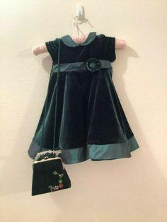New Marmellata Girls Smocked Dress Black /& Red Tartan Plaid Party Size 4 5 6 NWT