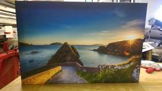 Beautiful 36 Inch canvas image by myself. Printed and wrapped by Frametastic