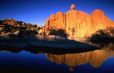 Watson Lake - Granite Dells, Prescott, AZ  Lived in the Dells once...wonderful to wake up to these views everyday!
