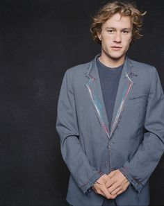 Heath Ledger OMG I love ya.