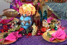 Arabian Nights, Moroccan Birthday Party Ideas | Photo 1 of 134