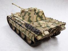 Panther, Model Tanks, Military Modelling, Ww2 Tanks, Model Building, Bullshit, World War Ii, Scale Models, Military Vehicles