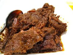 Beef Rendang Recipe http://notecook.com/soup/beef-rendang-recipe/