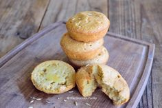 Clean+Eating+Almond+And+Fennel+Muffins+Recipe