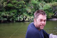Bearded Man looking at camera Royalty Free Stock Photo Interracial Marriage, Kiwiana, Fresh Image, New Zealand Travel, Travel And Tourism, Men Looks, Image Now, Bearded Men, National Parks