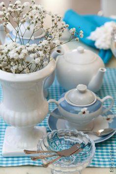 café da manhã   Anfitriã como receber em casa, receber, decoração, festas, decoração de sala, mesas decoradas, enxoval, nosso filhos