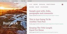 Blogger kişisel siteler için çok uygun bir tema olan bushwick temasını Türkçe olarak sitemizden indirebilirsiniz.