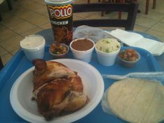 Juan Pollo- best chicken on earth!!! OMG how I miss chicken tacos from Juan Pollo!!!