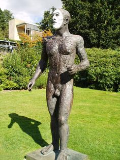 Elizabeth Frink Sculpture at YSP