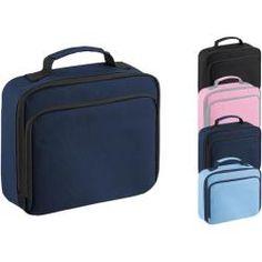 Boys Girls Lunchbox QD435 Quadra Lunch Cooler Bag Children/'s Dinner Box