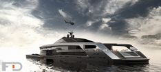 Maximus Yacht Is a 318-Foot Concept that Looks Like Nautilus - autoevolution