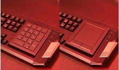 Blazing Specs on the World's First Curved Screen Laptop