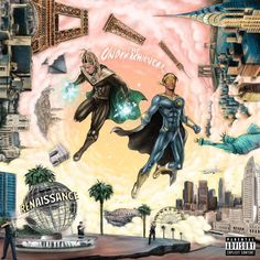 Beast Coast representatives AK and Issa Gold return with their third studio album, Renaissance. The project is the follow-up to last year's It Happened In Flatbush mixtape and pretty much every track they've released from the tape thus far has been tight. The duo mostly go for self on this project with only a couple of guest spots from vocalist Mello. Click to stream...