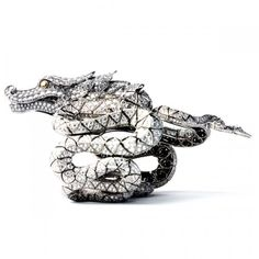 dragon bangle by Cartier