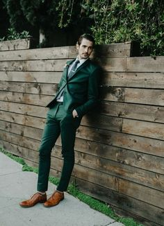 Wedding Suits 2016 Green Men's Wedding Prom Suits Handsome 2 Pieces Slim Fit Dinner Tuxedos Best Man Groomsman Costumes Male Blazer And Pants Tuxedo Wedding, Wedding Men, Mens Wedding Style, Wedding Styles, Wedding Ideas, Luxury Wedding, Gold Wedding, Wedding Designs, Wedding Venues