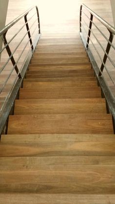 Spotted Gum Staircase