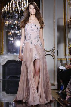 Loris Azzaro Couture Fall Winter 2014 Paris - NOWFASHION