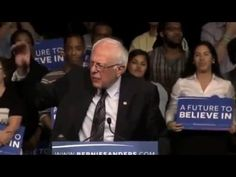 Rep. @TulsiGabbard introduces @BernieSanders at Yuuuuge Miami, Florida Rally where he enumerates differences between himself & Hillary Clinton https://youtu.be/wwhyI2FIWW0