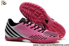 factory price 946e0 68fdb 2013 Adidas Predator LZ TRX TF Super Pink-White-Black Released-Pink. jacob  little · Nike Hypervenom Shoes
