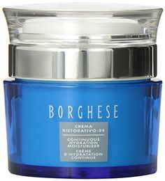 Borghese Crema Ristorativo24 Continuous Hydration Moisturizer 1 oz * Check out the image by visiting the link.-It is an affiliate link to Amazon.