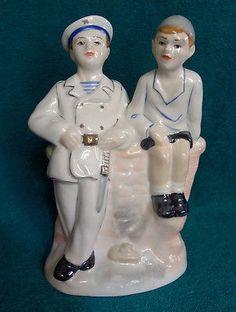 Russian-Soviet-Navy-seaman-vintage-porcelain-figurine
