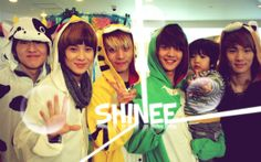 SHINee Hello Baby #socuteAnd remember comment for k-pop vids and like for k-pop idol and group facts