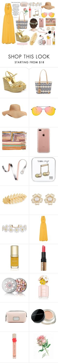 """""""Spring Yellow"""" by kimberleyh20 ❤ liked on Polyvore featuring Yves Saint Laurent, Spartina 449, Old Navy, Topshop, Missoni, Belkin, Avigail Adam, Humble Chic, Alice + Olivia and Dolce&Gabbana"""