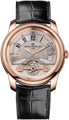 Girard-Perregaux Place Girardet 1880 | Timeless Luxury Watches