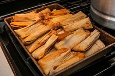 Coming Home for Tradition: My Family #Recipe for #Tamales - #foodie