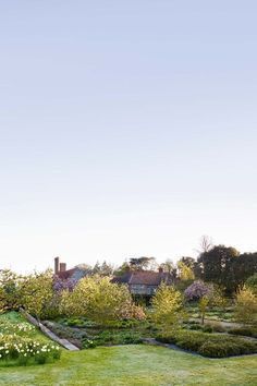 Discover Folly Farm in Berkshire and the restoration of their Arts and Crafts garden on HOUSE - design, food and travel by House & Garden.