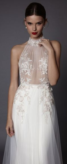 Muse by Berta Wedding Dress - Belle The Magazine