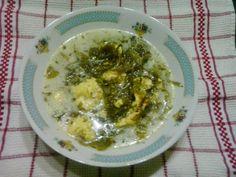 Retete cu margareta cismasiu: Ciorba de salata verde Supe, Palak Paneer, Risotto, Ethnic Recipes, Food, Green, Salads, Essen, Meals