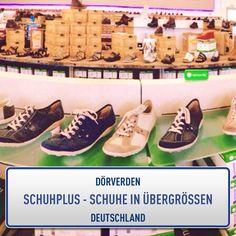 www.schuhplus.com - Schuhe in Übergrößen