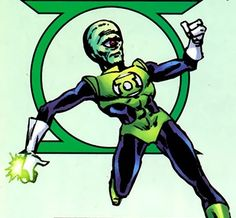 Spol of Cyc.  Green Lantern of Space Sector 0047.