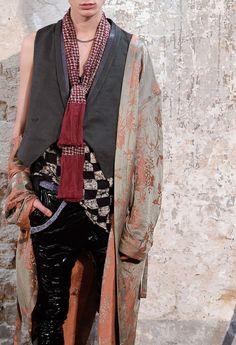 Haider Ackermann S/S 2015 Menswear