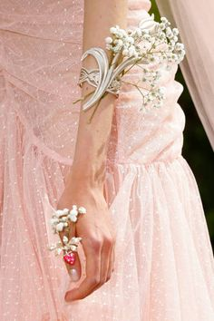 Rodarte Haute Couture Fall/Winter 20172018 show as part of Haute Couture Paris Fashion Week on July 2 2017 in...