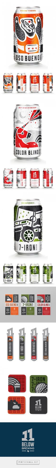 11 Below Brewing | Oh Beautiful Beer... - a grouped images picture - Pin Them All