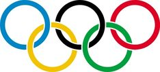 Image result for olympic rings clip art