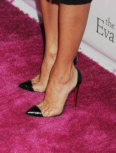 Eva Longoria's High Heels ...XoXo
