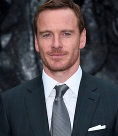 """#MichaelFassbender attends the """"Alien: Covenant""""  World Premiere at the Odeon Leicester Square on May 4, 2017 in London, England. Photographer: Eamonn McCormack #AlienCovenant #Fassbender #MichaelFassbender"""