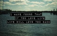 Tumblr on we heart it / visual bookmark #43926338 (wise quote,life,love,mary t forde,t'is true for sure)