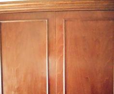 Restauración de un mueble Armoire, Furniture, Home Decor, Furniture Restoration, House Decorations, Entryway, Objects, Wood, Clothes Stand